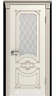 Двери Эстэль - Милана ПО (слоновая кость)
