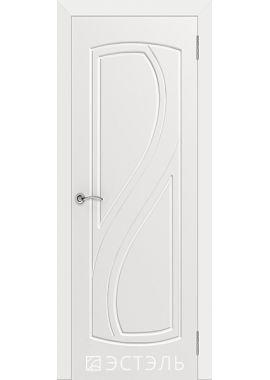 Двери Эстэль - Грация ПГ (белая эмаль)