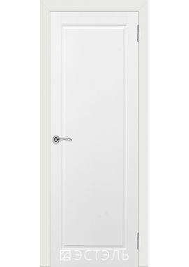 Двери Эстэль - Порта ПГ (белая эмаль)