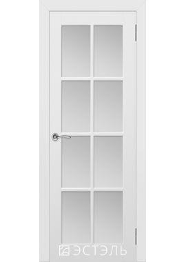 Двери Эстэль - Порта ПО (белая эмаль)