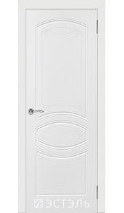 Двери Эстэль - Версаль ПГ (белая эмаль)