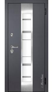"""Входные двери """"МетаЛюкс"""" Гранд СМ365/1"""