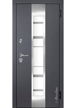 """Входные двери """"МетаЛюкс"""" Элит М65-1"""
