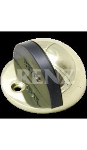 Ограничитель дверной RENZ - DS 44 (латунь блестящая)