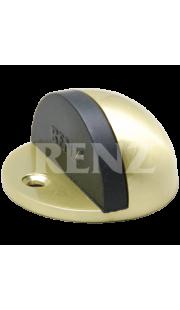 Ограничитель дверной RENZ - DS 44 (латунь матовая)