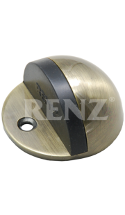 Ограничитель дверной RENZ - DS 44 (бронза античная)