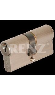 Цилиндровый механизм RENZ - CS 60 (медь античная)