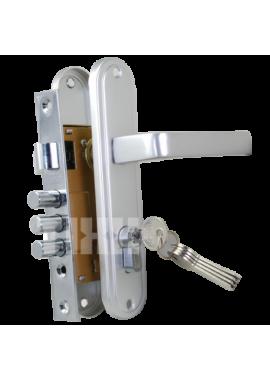 Комплект дверной TIXX - LH 70-37-126 (хром)