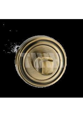 Завертка к ручкам TIXX - BK 06 (античная бронза)