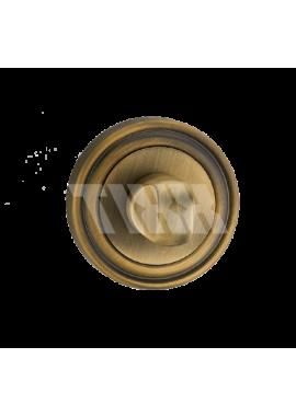 Завертка к ручкам TIXX - BK 06 (античная бронза матовая)