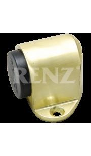 Ограничитель дверной RENZ - DS 31 (латунь матовая)