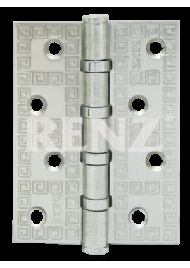 Петли универсальные RENZ - DECOR MR 100-4BB FH (хром)