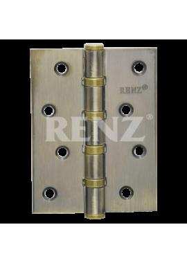 Петли универсальные RENZ - 100 4BB (бронза)