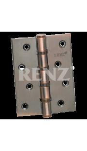 Петли универсальные RENZ - 100 4BB (медь)