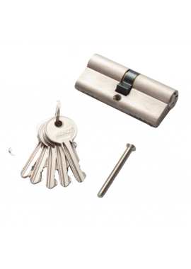 Цилиндровый механизм RENZ - CS 70 (никель)