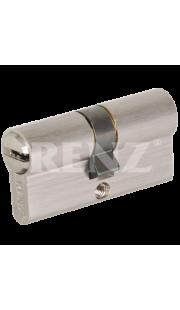 Цилиндровый механизм RENZ - CC 70 (никель)