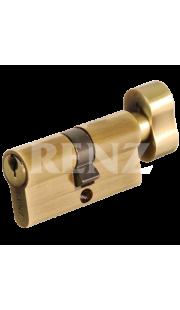 Цилиндровый механизм RENZ - CS 60-H (бронза)