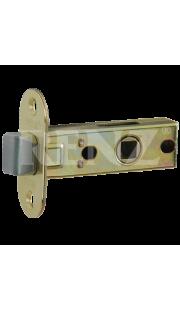 Защелка межкомнатная RENZ - L 5-45 oval (золото)