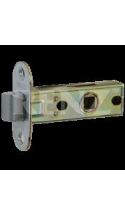 Защелка межкомнатная RENZ - L 5-45 oval (хром)