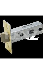 Защелка межкомнатная RENZ - L 5-45 plastic (золото)