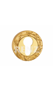 Накладка на цилиндр RENZ - ET 20 (золото)