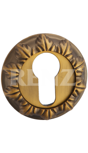 Накладка на цилиндр RENZ - ET 10 (кофе)