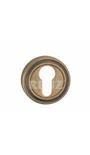 Накладка на цилиндр RENZ - ET 16 (бронза)