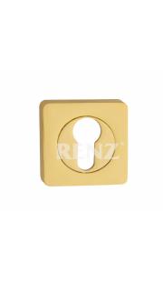 Накладка на цилиндр RENZ - ET 02 (золото)