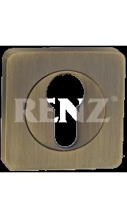 Накладка на цилиндр RENZ - ET 02 (бронза матовая)