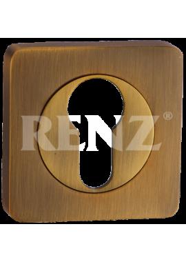 Накладка на цилиндр RENZ - ET 02 (кофе)