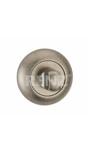 Завертка к ручкам RENZ - BK 08 (серебро античное)