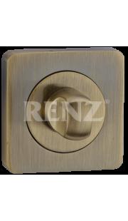 Завертка к ручкам RENZ - BK 02 (бронза)