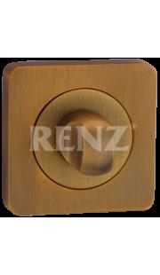 Завертка к ручкам RENZ - BK 02 (кофе)