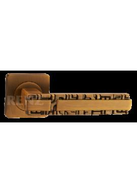 Ручка дверная RENZ - Анджело (кофе)