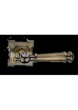 Ручка дверная RENZ - Валенсия (бронза античная)