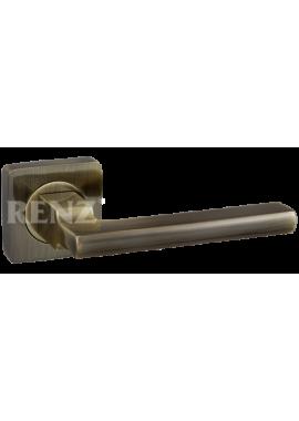 Ручка дверная RENZ - Рим (бронза античная)