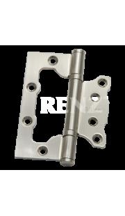 Петли без врезки RENZ - 100 2BB (хром)