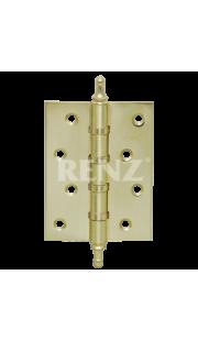 Петли универсальные RENZ - 100 4BB (золото)