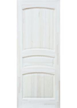 Двери из массива сосны - г.Поставы ПМЦ ДГ №16 (cосна неокрашенная)