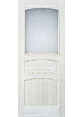 Двери из массива сосны - г.Поставы ПМЦ ДО №16 (cосна неокрашенная)
