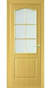 Дверь МДФ - Классика (ПО) - Дуб
