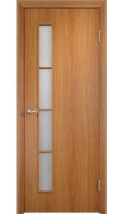 Дверь Одинцово - С14 ПО (Миланский орех)