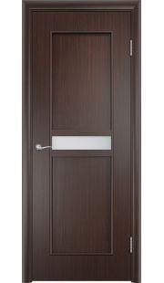 Дверь МДФ - С3 ПО (Венге)