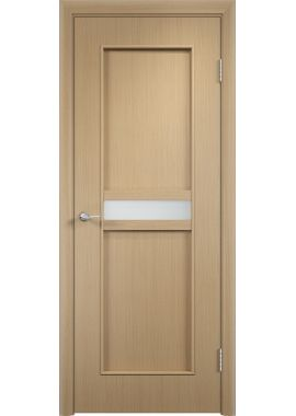 Дверь МДФ - С3 ПО (Беленый дуб)