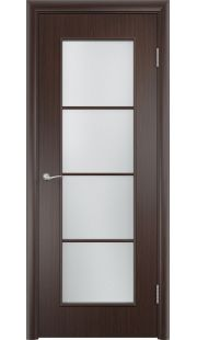 Дверь МДФ - С8 ПО (Венге)