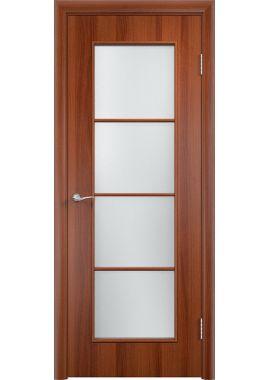 Дверь МДФ - С8 ПО (Итальянский орех)
