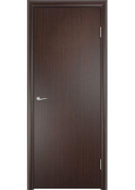 Дверь МДФ - ДПГ (венге)