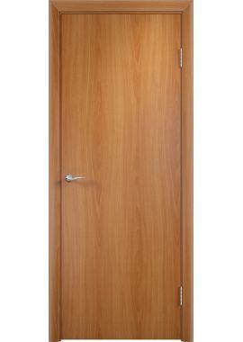 Дверь МДФ - ДПГ (Миланский орех)