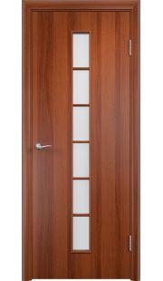 Дверь Одинцово - С12 ПО (Итальянский орех)