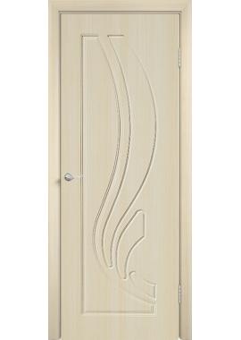 Дверь МДФ - Лиана ПГ (Беленый дуб)
